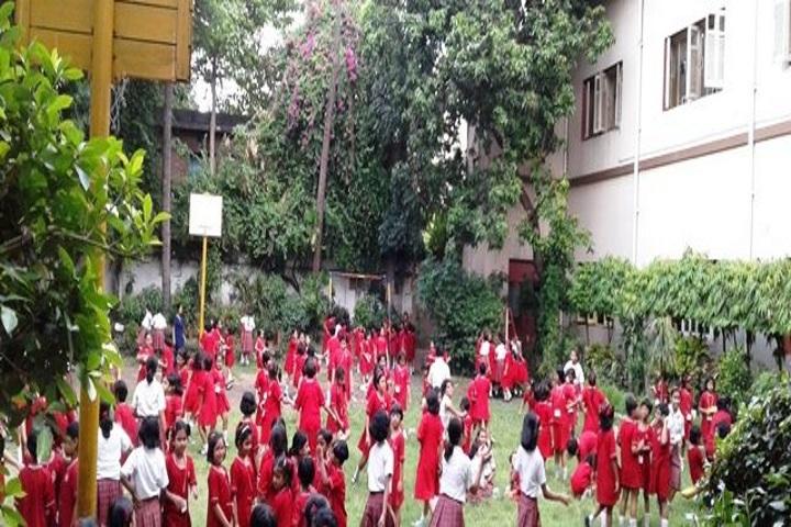 Gokhale Memorial Girls School-Play Ground
