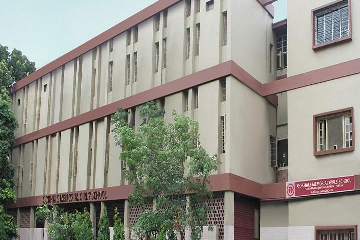 Gokhale Memorial Girls School-School Building
