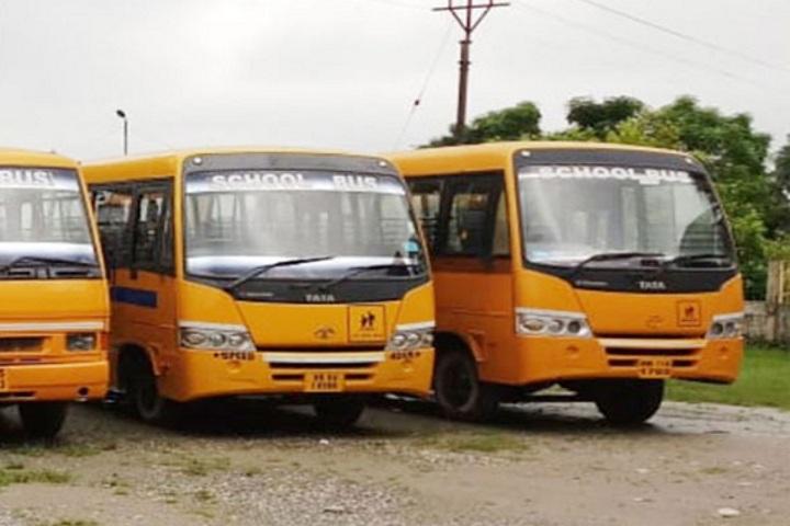 Grace English School-Transport