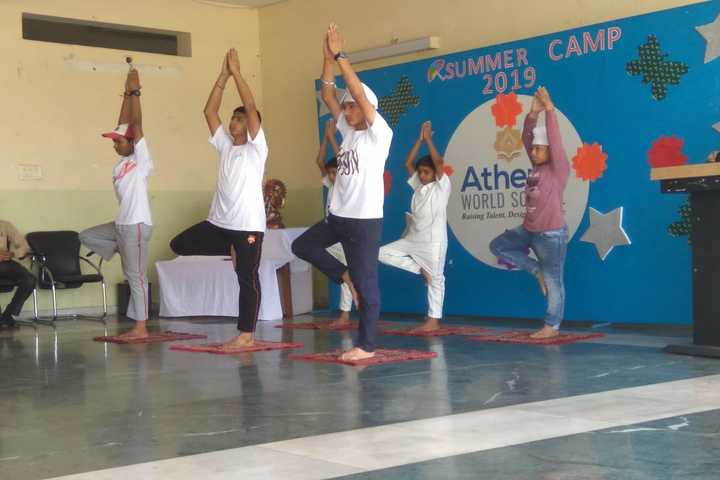 Athena World School-Summer Camp