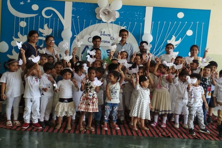 Athena World School-White Day Celebrations