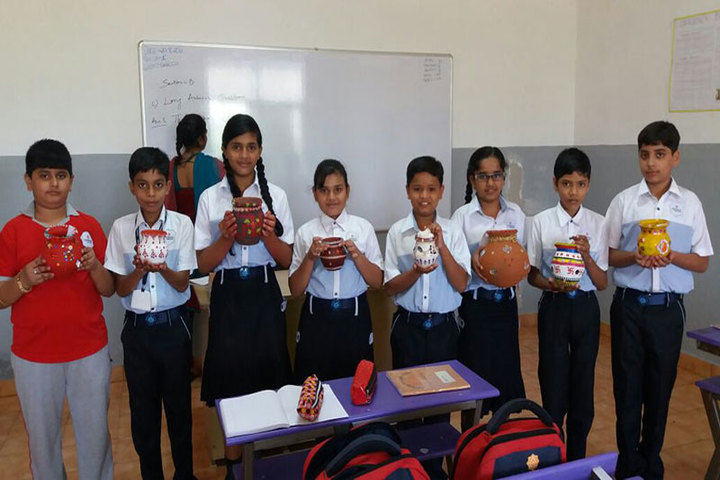 Athena World School-Activities