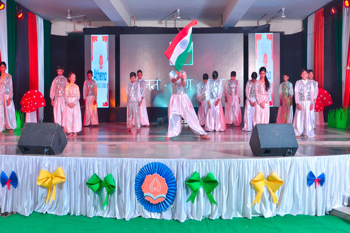 Athena World School-Annual Day