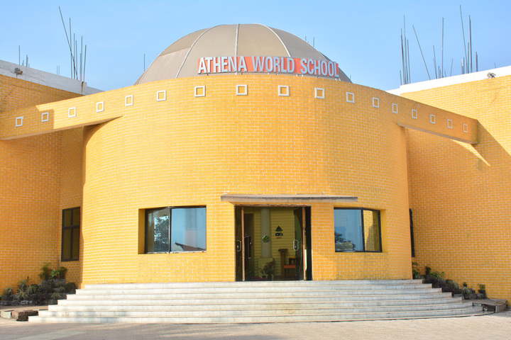 Athena World School-Campus View