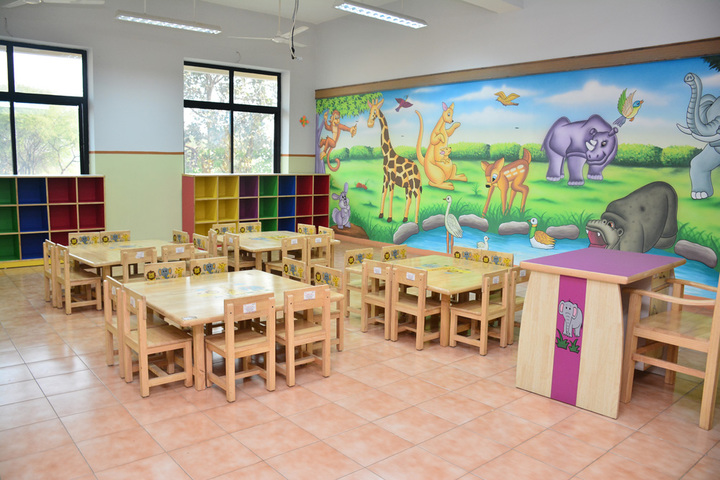Athena World School-Kindergarten