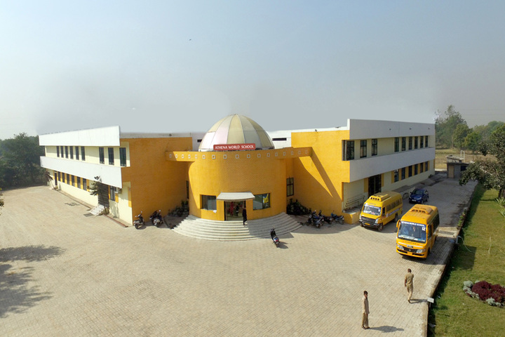 Athena World School-School Campus