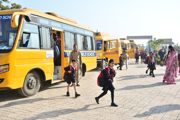 Athena World School-Transport