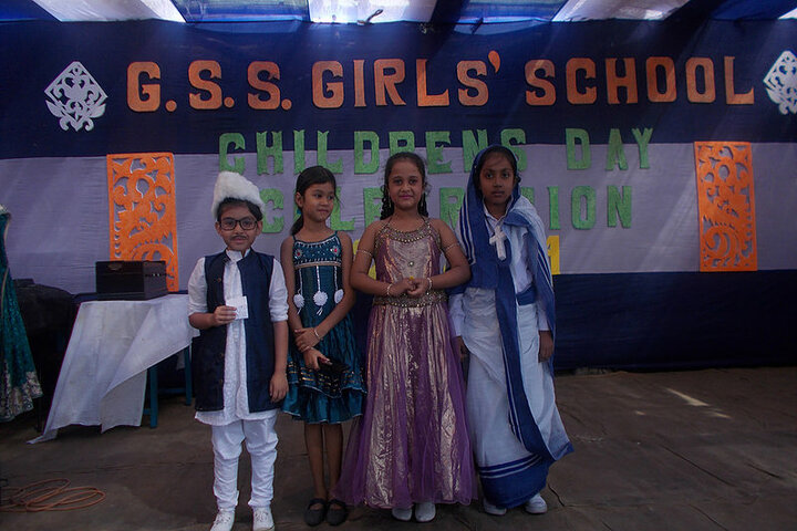 Gurbachan Singh Sondhi Girls School-Children's Day