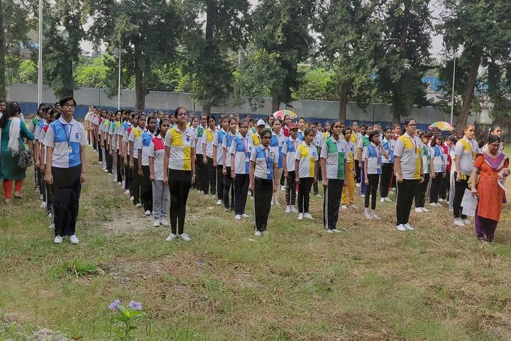 Gurbachan Singh Sondhi Girls School-Morning Assembly