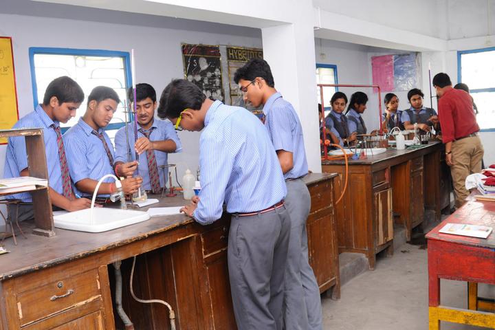 Guru Nanak Public School-Chemistry Lab