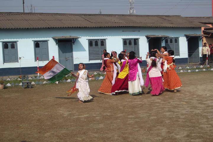 Guru Nanak Public School-Independence Day