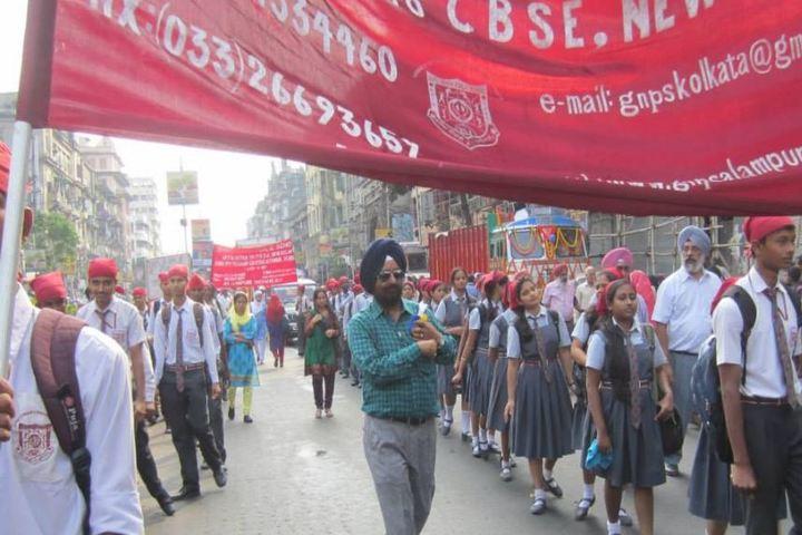 Guru Nanak Public School-Rally