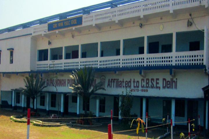 Guru Nanak Public School-School Building