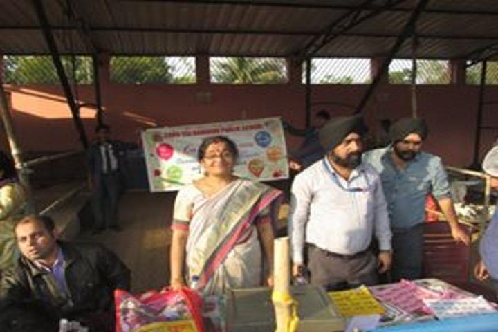 Guru Teg Bahadur Public School-Caring Crews
