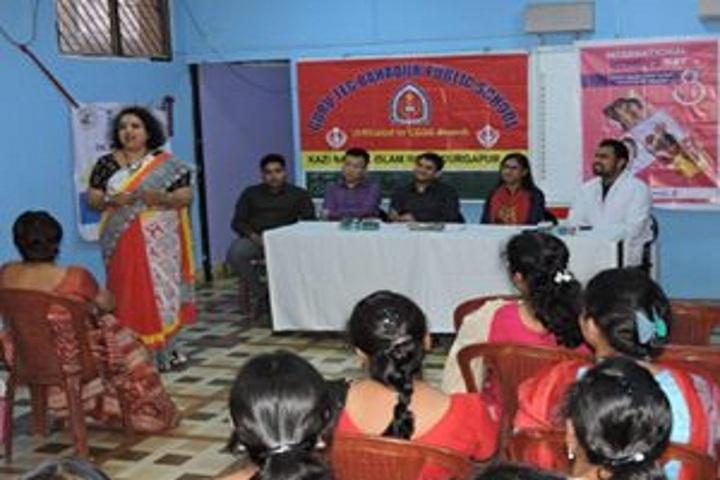Guru Teg Bahadur Public School-International Womens Day