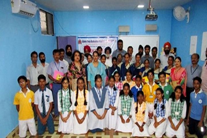 Guru Teg Bahadur Public School-International Workers Day