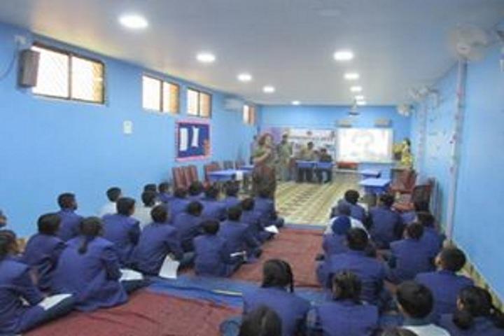 Guru Teg Bahadur Public School-Mathematics Quiz