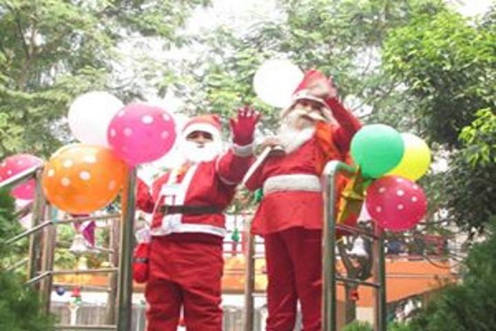 Guru Teg Bahadur Public School-Christmas Day