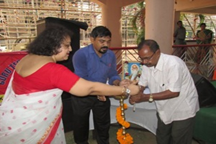 Guru Teg Bahadur Public School-Rabindra Jayanti Celebration
