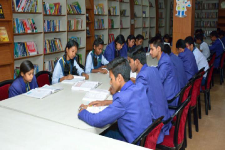 Guru Teg Bahadur Public School-Library