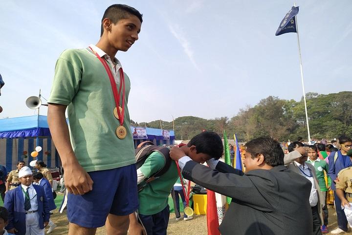 Guru Teg Bahadur Public School-Sports Winner