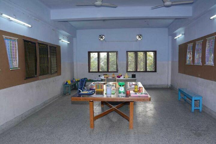 H M Education Centre-Activity Lab