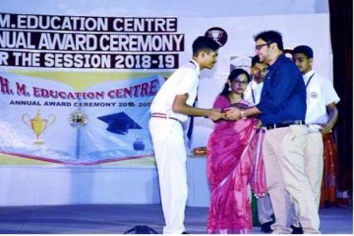 H M Education Centre-Annual Prize Distribution