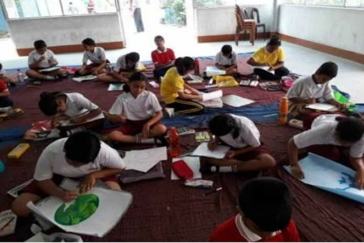 H M Education Centre-Drawing Competition