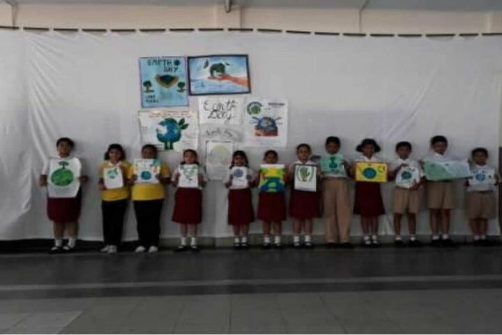 H M Education Centre-Earth Day