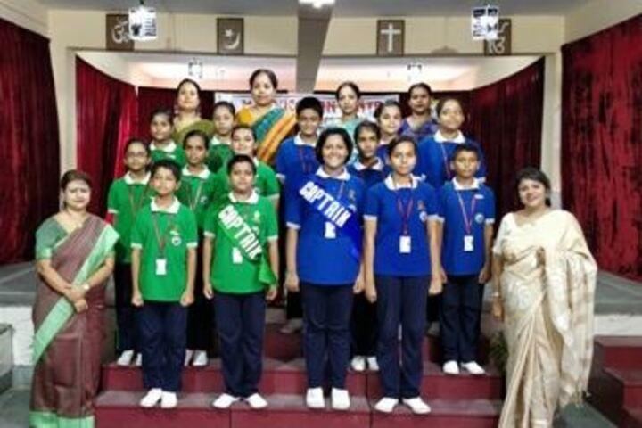 H M Education Centre-Investiture Ceremony