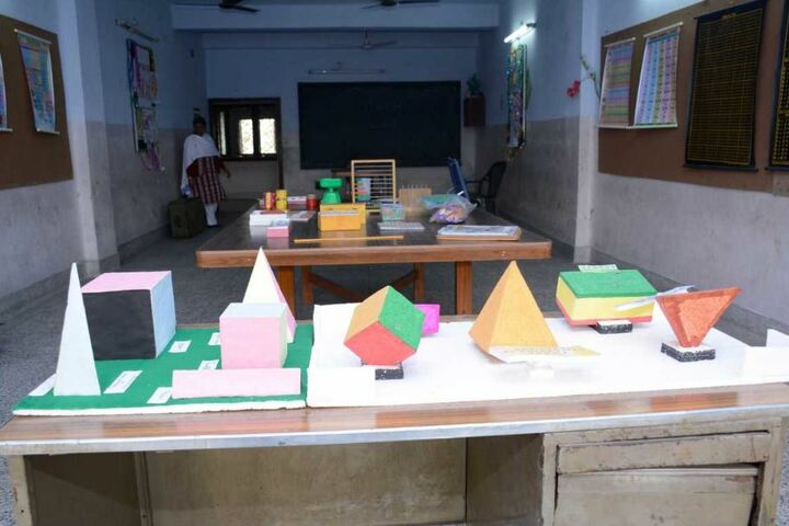 H M Education Centre-Maths Lab