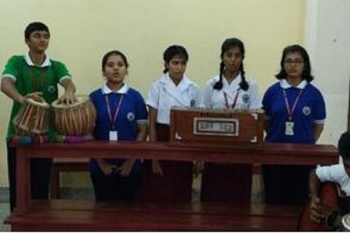 H M Education Centre-Music Room