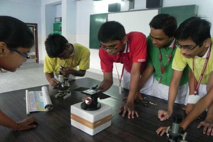 H M Education Centre-Physics Lab