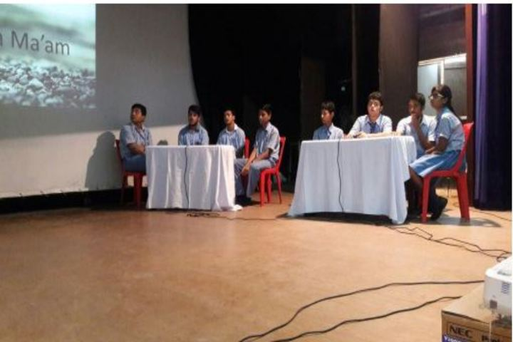 Haryana Vidya Mandir-Quiz Competition