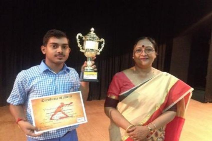 Haryana Vidya Mandir-Sports Champion