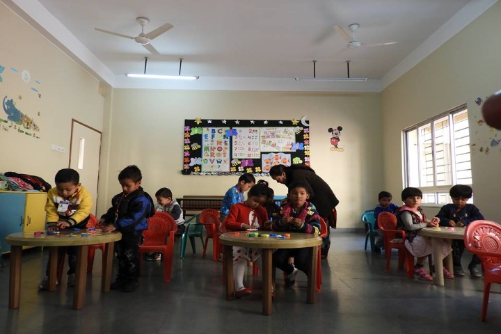 Hebron School-Activity Room