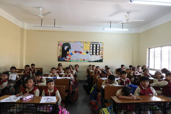 Hebron School-Classroom