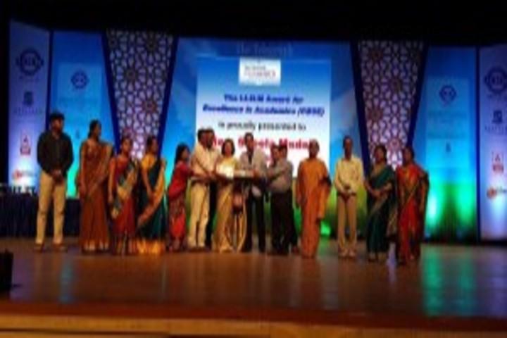 Hem Sheela Model School-The Telegraph School Award