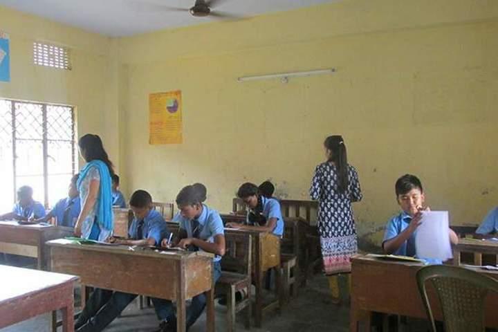 Himalayan Buddhist Cultural School-Classroom