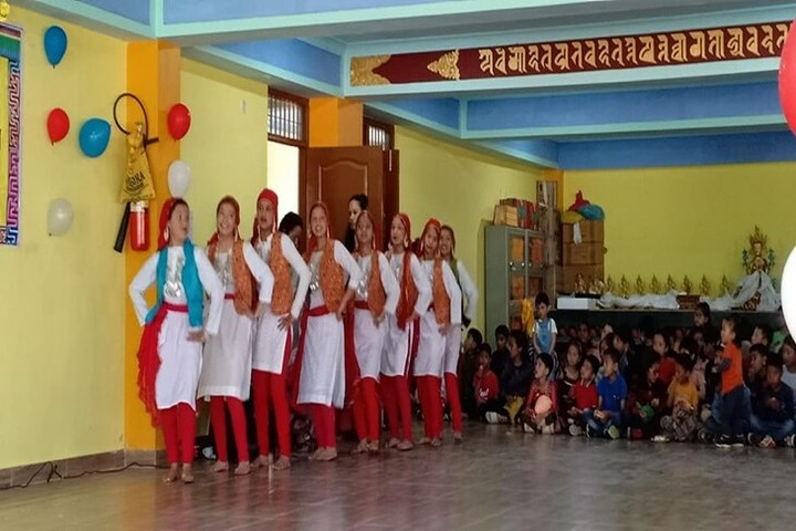 Himalayan Buddhist Cultural School-Cultural Fest
