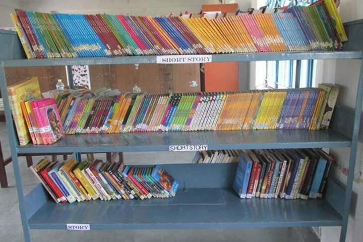 Himalayan Buddhist Cultural School-Library