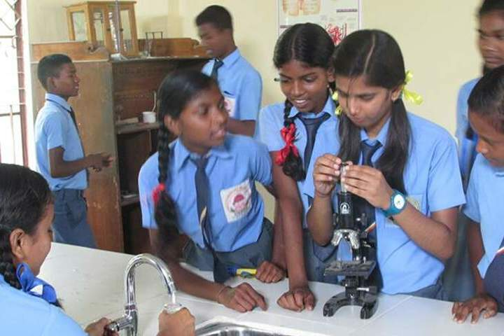 Himalayan Buddhist Cultural School-Physics Lab