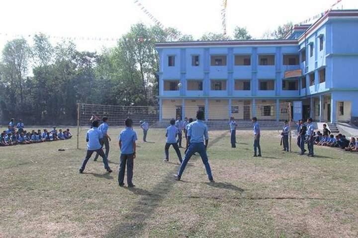 Himalayan Buddhist Cultural School-Play Ground