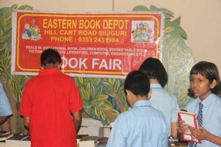 Himalayan International Residential School-Book Fair