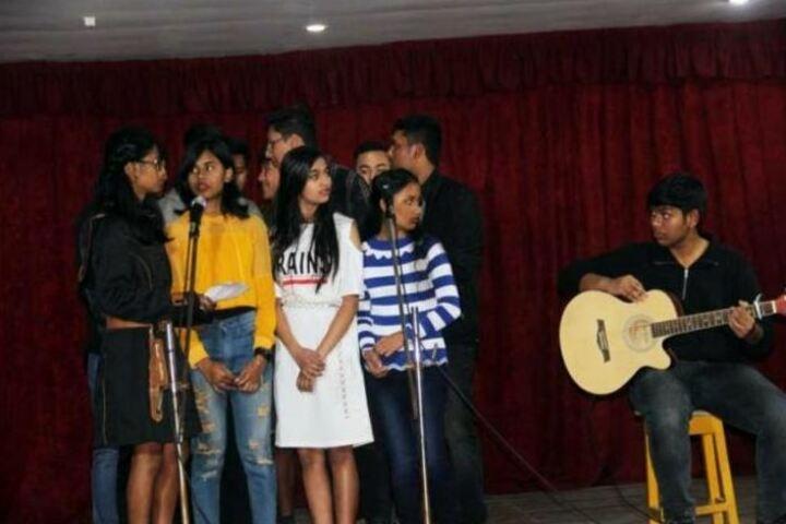 Himalayan International Residential School-Farewell