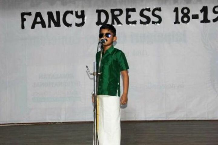 Himalayan International Residential School-Inter House Fancy Dress Competition