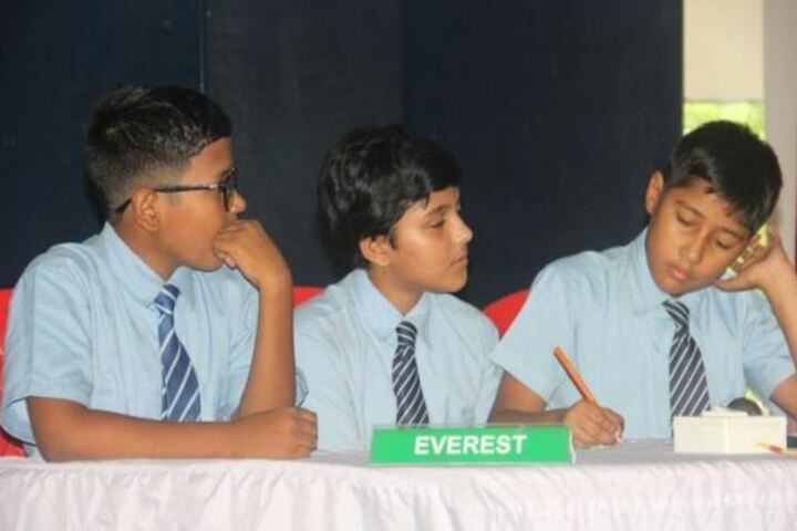 Himalayan International Residential School-Inter House Quiz Competition
