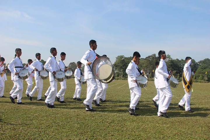 Himalayan International Residential School-School Band