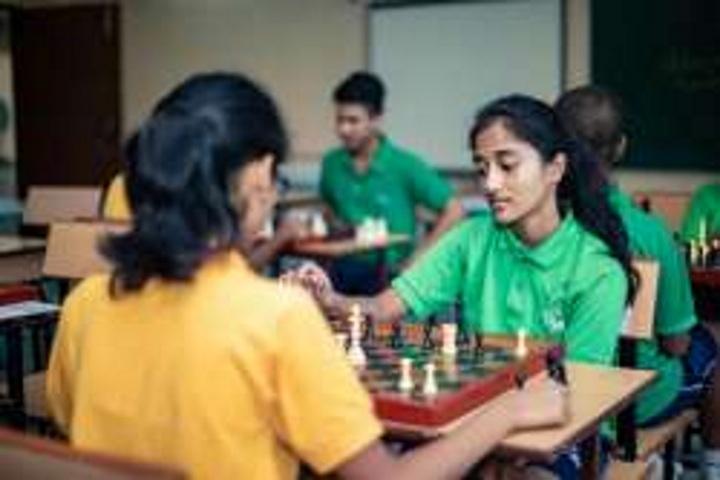 Himalayan International Residential School-Games