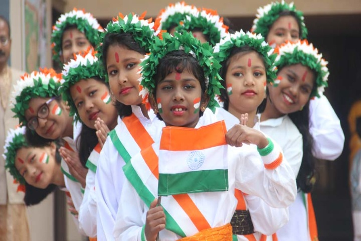 Himalayan International Residential School-Independence Day